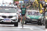 Thomas Voeckler retrouve le sourire en Belgique