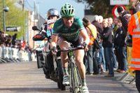 Thomas Voeckler en route pour la victoire