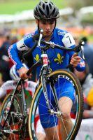 Sylvain Montana est concentré dans son effort