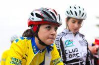 Chloé Fortin rêve d'un podium