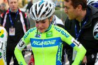 Raphaël Dubuc se concentre à quelques minutes du départ