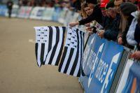 Les supporters bretons sont bien là !