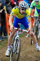 Clément Bommet déchausse pour garder son équilibre
