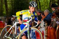 Le médaillé au Championnat du Monde juniors Loïc Doubey n'est pas dans un grand jour