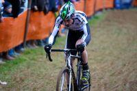 Christophe Balannec souffre de crampes sur la fin de course