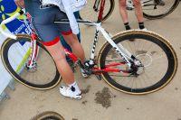 Le vélo de Flavien Dassonville