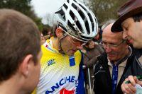 Emilien Viennet raconte sa course à la presse, il termine cinquième