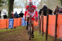 Kévin Goulot gère sa fin de course