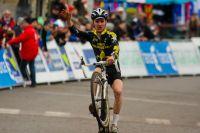Quentin Jauregui s'offre une arrivée en vainqueur et en équilibre !