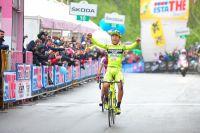 Une victoire amplement méritée pour Matteo Rabottini