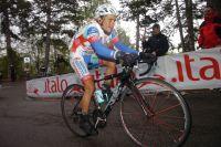 José Rujano subit la course sur le Giro 2012