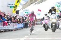 Joaquim Rodriguez jette ses dernières forces pour reprendre quelques secondes à Hesjedal