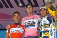 Rodriguez, Hesjedal, De Gendt, le podium étonnant de ce Tour d'Italie