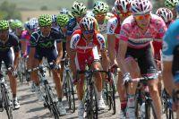 Sur la route d'Assise, Joaquim Rodriguez a des vues sur le maillot rose