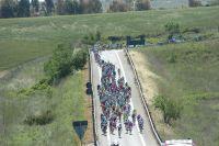 Le peloton du Giro s'offre un peu de répit
