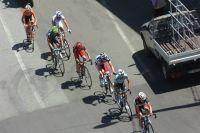 Une échappée sur la route du Giro