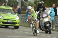 Ivan Basso fait une entrée tout à fait correcte au Giro