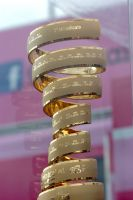 Le trophée du Giro 2012