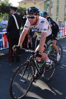 Mark Cavendish entre dans les délais de justesse et termine exténué