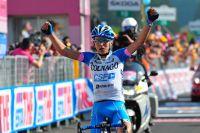 Domenico Pozzovivo décroche son premier succès sur le Giro