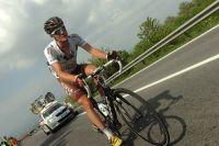 Julien Bérard échappé sur le Giro