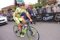 Blessé à la main au Giro, Filippo Pozzato quitte l'épreuve