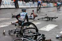 Le GP de l'Escaut, un vrai carnage !