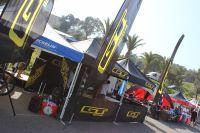 Le stand GT-Skoda-Chamonix
