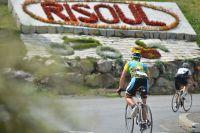 La station de Risoul accueille l'arrivée de la 5ème étape de la Haute Route