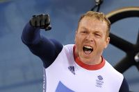 Sir Chris Hoy tire sa révérence