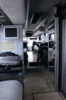 L'abvant du bus Team Type 1-Sanofi Aventis