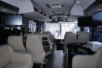L'avant du bus Cofidis