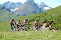 A l'assaut des Pyrénées pour une bonne cause