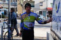 La tenue du Team Type 1 Sanofi