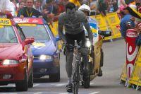 Lance Armstrong éclipsé