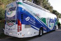 Le bus Saur-Sojasun