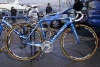 Le Colnago M10 de l'équipe Team Type 1-Sanofi Aventis