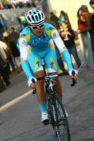 Le maillot 2012 de l'équipe kazakhe Astana