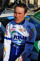 Le maillot de l'équipe française Saur-Sojasun