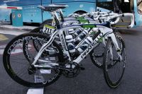 Le Pinarello Dogma du Team Movistar