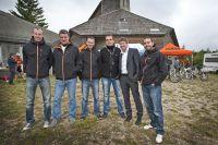 Le staff KTM