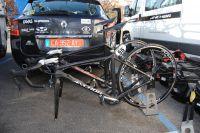 Le vélo Anchor de l'équipe Japonaise Bridgestone