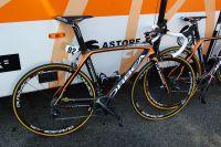 Le vélo Orbea des Euskaltel-Euskadi