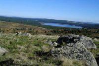 Le lac de Charpal sur le plateau du Roy, 190 hectares en pleine nature