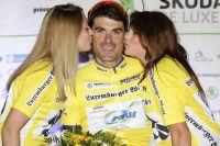 Jimmy Engoulvent rompu au protocole du Tour de Luxembourg
