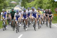 Les Saur-Sojasun roulent pour Jimmy Engoulvent, en jaune au Luxembourg
