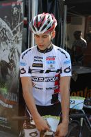Le maillot du team BH SR Suntour Peisey Vallandry