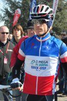 Le maillot tricolore de Sylvain Chavanel
