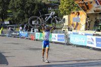 Ernesto Mendoza vainqueur