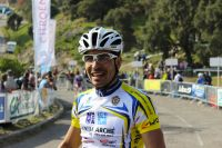 Ernesto Mendoza est heureux